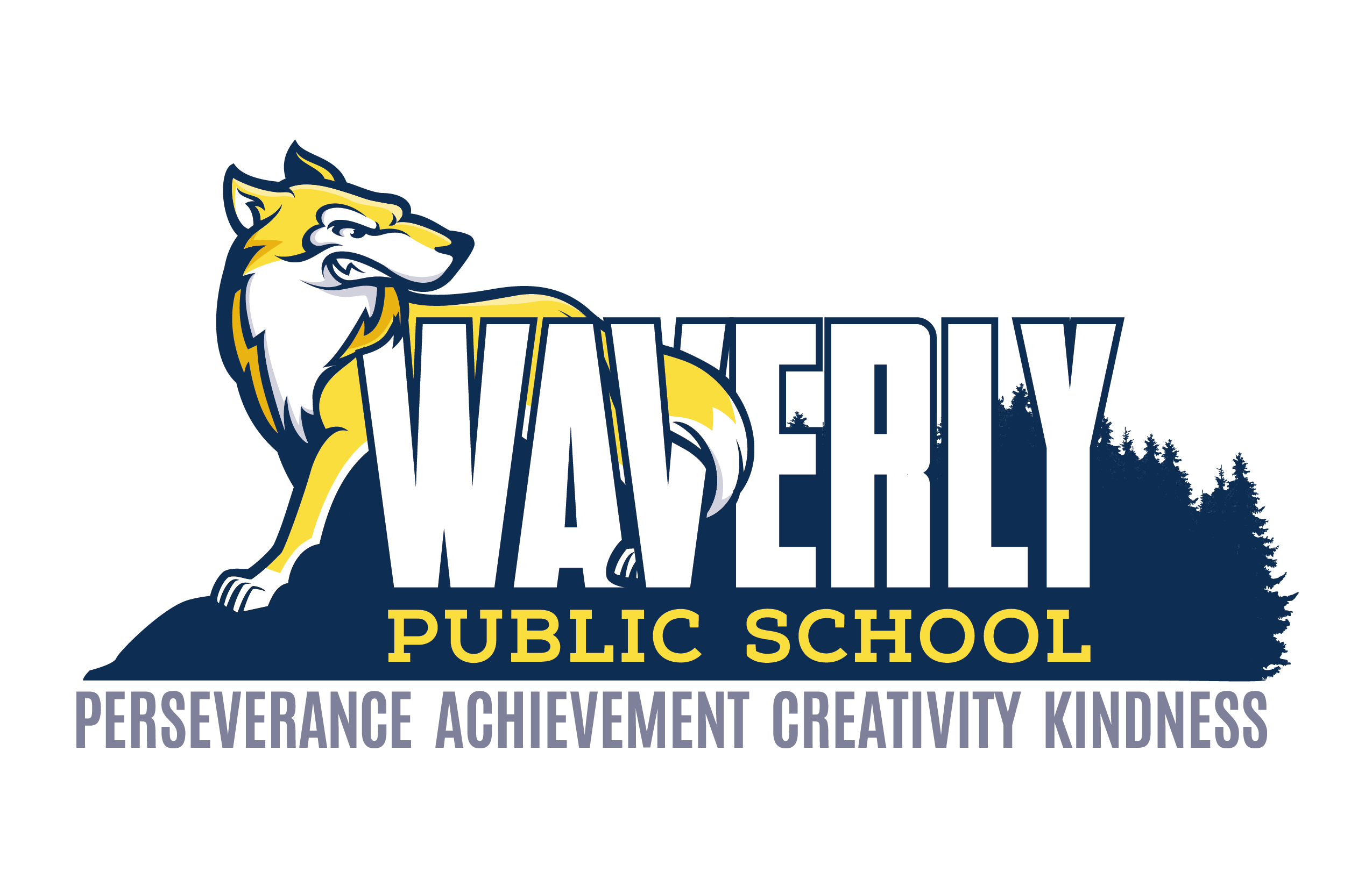 Waverly Public School logo
